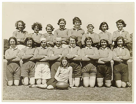 Women's Rugby Union
